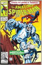 the Amazing Spider-Man Comic Book #371 Marvel Comics 1992 VERY FINE