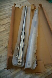 ULTIMA CHROME STOCK LENGTH FXST WIDE GLIDE FRONT END 41mm FORK SLIDERS LEGS
