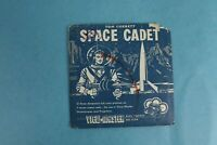 VINTAGE VIEW-MASTER 3D REEL PACKET TCPX TOM CORBETT SPACE CADET COMPLETE