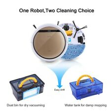 ILIFE V5S Pro Robotic Vacuum Cleaner Saugroboter Cordless mit Wischfunktion