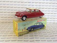 Dinky Spielzeug Atlas Citroen 19 mit Ouvrants Ref: 530 1/43 Eme Chassis