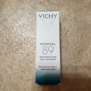 Vichy Mineral 89 Skin Fortifying Daily Booster 5ml Travel Size NEW in Box