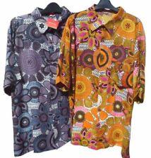 Rayon Regular Size Hawaiian Casual Shirts for Men