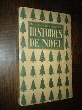 HISTOIRES DE NOËL - Le Père de Jean 1936 - Ill. S. Godquin