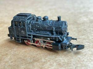 Marklin Z mini club locomotive a vapeur br 89 ref 8800