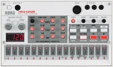 Korg Volca Sample - Mini-Sampler mit Step Sequencer - NEU & OVP