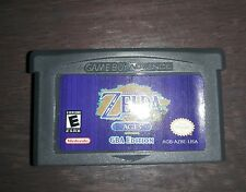 Legend of Zelda: Oracle of Ages GBA