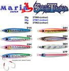 Maria Shore Tricker Lure Metal Micro Jig Slug Made In Japan Choose Color & Size
