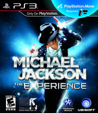 Michael Jackson: The Experience PS3 New Playstation 3