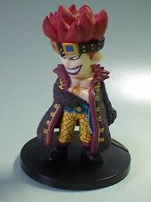 figurine EUSTASS one piece 2011 sur socle 8cm BANPRESTO