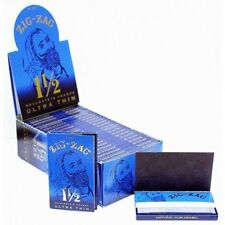 6 Packs - Zig Zag Ultra Thin 1 1/2 Single Wide 70mm Rolling Paper (32 Leaves Per