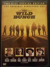 The Wild Bunch (2-DVD Set, 2006 Special Edition) William Holden, Ernest Borgnine