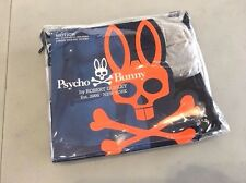 NEW! PSYCHO BUNNY PB2002 'Motion' Cotton Tagless Trunk Underwear 2-Pack, Size S
