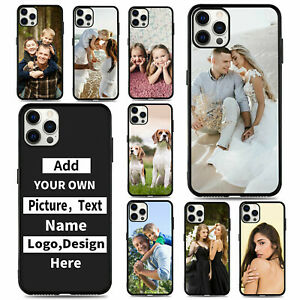 Personalised PHOTO Case Phone Cover For Apple iPhone 13 13 Pro 12 mini 11 XR 7 8