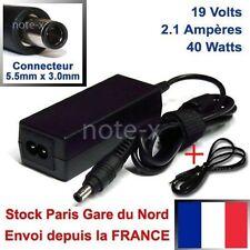 19V 2.1A POUR SAMSUNG N110 N150 N220 N315 NB30 NETBOOK CHARGEUR
