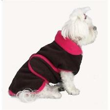 Vêtements et chaussures rose polaire pour chien