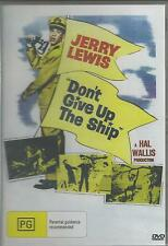 DON'T GIVE UP THE SHIP JERRY LEWIS CLASSIC RARE MOVIE  NEW ALL REGION DVD