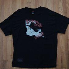 Tim McGraw Louisiana Love Concert Tour T Shirt Size Xl Black