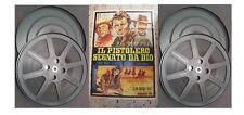 IL PISTOLERO SEGNATO DA DIO : FILMS S 8-MAGNETICO-2 BOBINE 360 mt.