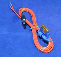 Power cable for NASA AIS Radar with fuse (MA110)