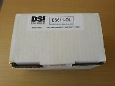 New DS!  DSI ES611-OL  4 ZONE ANNUNCIATOR  WITH SHUNT AND N/O INPUTS