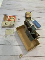 VTG Dental Moyco Densco Copper, Premier Aluminum Bands, Gummed Labels, Cavit