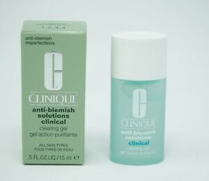 Clinique Anti-blemish Solutions Clinical Clearing Gel 0.5oz