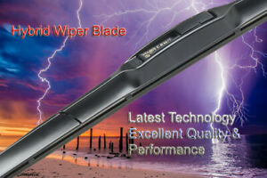 Hybrid Wiper Blades Ford Falcon BA BF Territory SX SY  Quality Performance PAIR