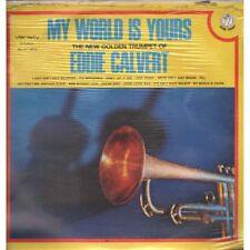 Eddie Calvert Lp Vinile The New Golden Trumpet Of / Rifi Nuovo
