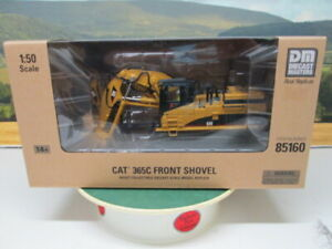 DIECAST MASTERS. CAT 365C Front Shovel. Yellow. 1:50 scale. 85160