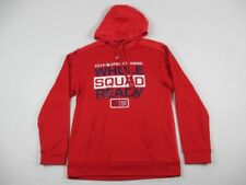 Washington Nationals Majestic Sweatshirt Men's Red Used Medium
