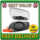 Right Driver Off Side Heated Wing Door Mirror Glass for FORD MONDEO 2003-2007