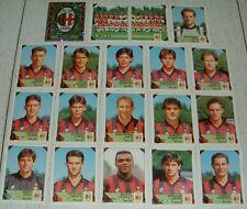 PANINI FOOTBALL CALCIATORI  1993-1994 AC MILAN JPP PAPIN COMPLET CALCIO ITALIA