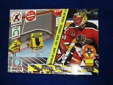 1998 Omega John Vanbiesbrouck No scoring zone hockey card   Panthers  # 5