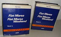 Manual de Instrucciones Reparaciones Fiat Marea Fin Semana 08/1996 IN 2 Tomos