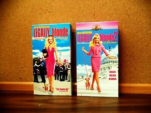Legally Blonde 1 & 2: Reese Witherspoon, Sally Field, Luke Wilson, Bob Newhart