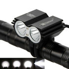 SolarStorm 6000LM 2x XM-L T6 LED Bike Bicycle Headlight Headlamp Light Black BDY