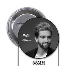 Pablo Alboran - Chapa, pin, badge, button, A