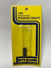 Integrated Circuits-Jim-Pak 7486-NEW-Quad Exclusive-OR Gate - HTF! Electronic