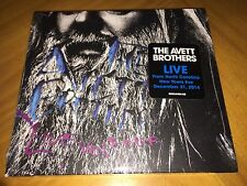 The Avett Brothers - Live Vol. 4 [CD & DVD Combo] New & Sealed