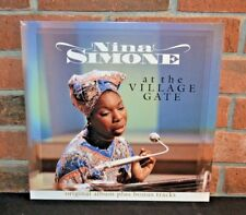 NINA SIMONE - At The Village Gate, 180 Gram BLACK VINYL LP New & Sealed!