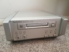 More details for technics sj-hd505 minidisc player
