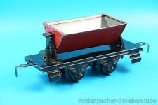 Alter Ottmar Beckh Güterwagen / Kipplore Spur 0  (G733)
