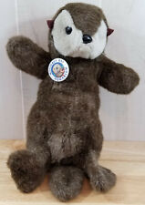 Monterey Bay Aquarium Otter Plush Stuffed Wild Animal Souvenir Toy w/Pin PT3