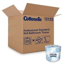 Kleenex Cottonelle Premium 2 Ply Toilet Tissue Paper Rolls White 20 Ct 13135