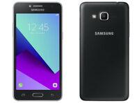 BRAND NEW SAMSUNG GALAXY GRAND PRIME PLUS BLACK 8GB 4G LTE DUAL SIM UNLOCK 2016