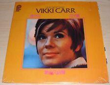 VIKKI CARR UNFORGETTABLE ALBUM 1978 MGM RECORDS SPC-3613 IN SHRINKWRAP