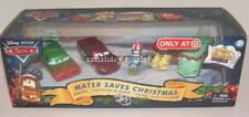 NEW Disney Cars Story Teller Exclusive Set 5 Mater Saves Christmas