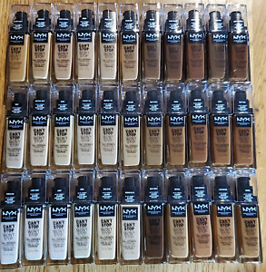 NYX Can't Stop Won't Stop Full Coverage Foundation, FREE SHIPPING!!