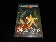Weis / Hickman / Dabb Chroniques DragonLance : Dragons d'un crépuscule d'automne